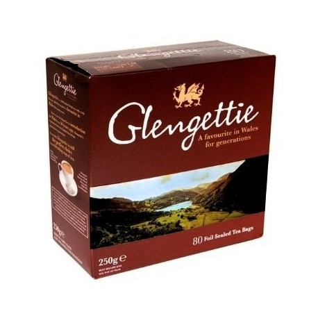 Glengettie Tea Bags - 80