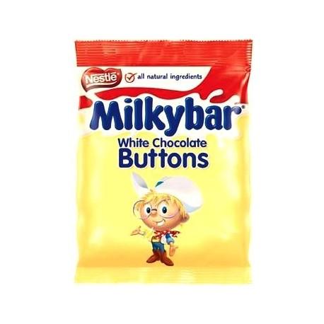 Nestle Milkybar Buttons - 34g