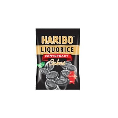 Haribo Pontefract Cakes - 160g