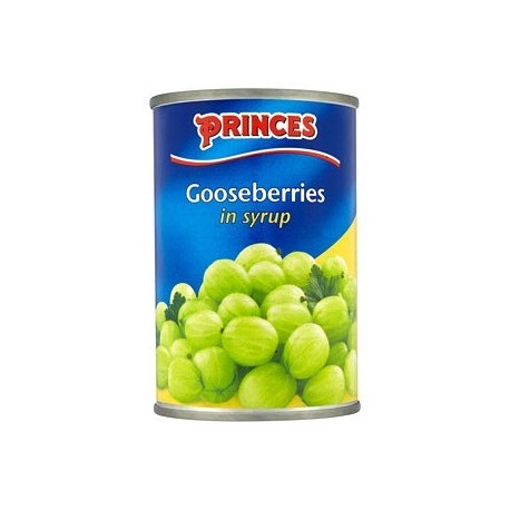 Princes Gooseberries - 300g