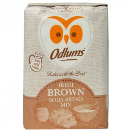 Odlums Irish Brown Bread Mix - 2Kg
