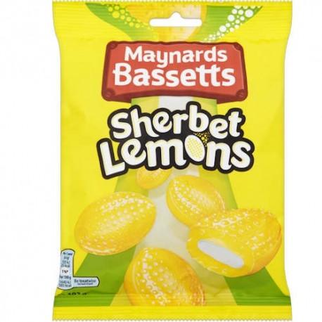 Bassetts Sherbet Lemons - 192g