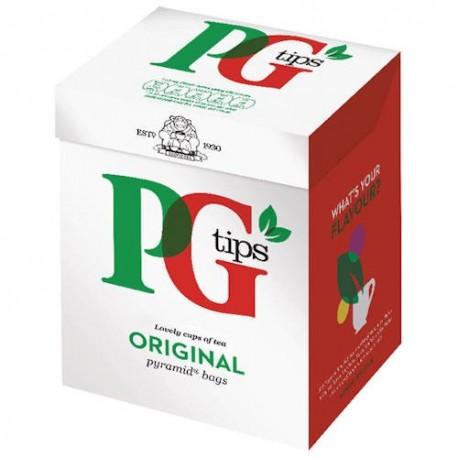 PG Tips Original Pyramid Tea Bags - 80