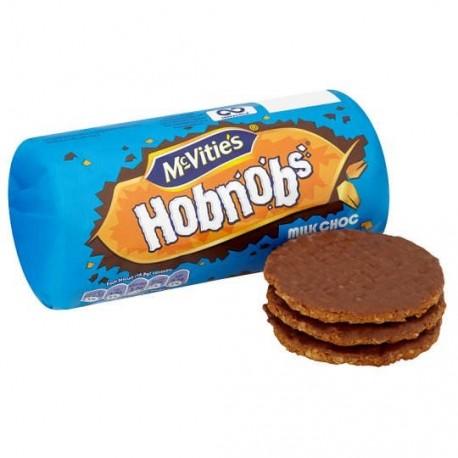 McVities Milk Chocolate Hobnobs - 262g