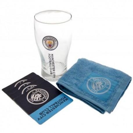 Manchester City FC Mini Bar Set