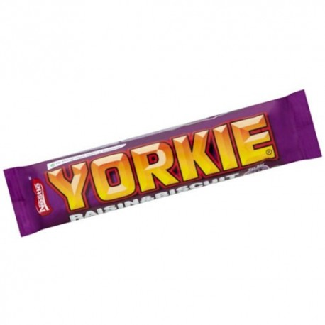 Nestle Yorkie Raisin & Biscuit - 44g