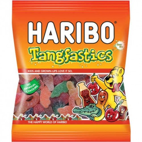 Haribo Tangfastics Sour Mix - 160g