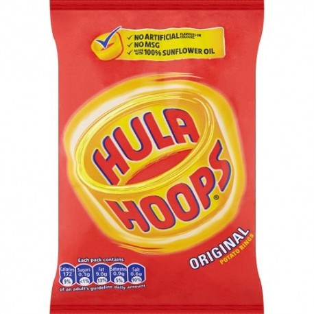 KP Hula Hoops Original - 34g