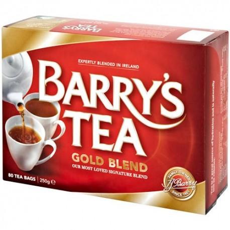 Barry's Gold Blend Tea Bags - 80