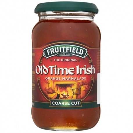 Fruitfield Old Time Irish Coarse Marmalade - 454g