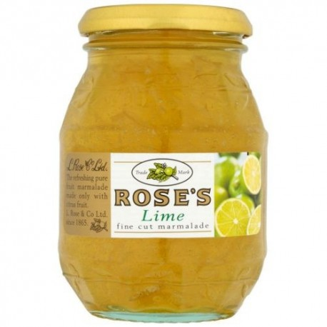 Roses Lime Marmalade - 454g