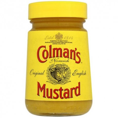 Colmans English Mustard - 100g