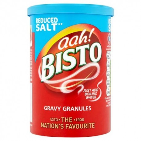Bisto Beef Gravy Reduced Salt - 170g