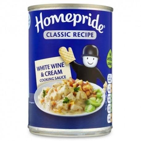 Homepride White Wine and Cream Sauce