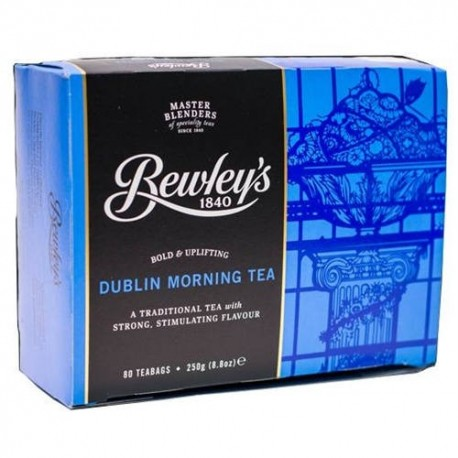 Bewley's Dublin Morning Tea Bags - 80