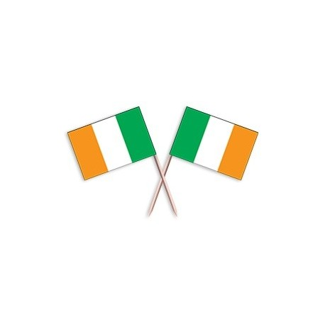 Ireland Flag Toothpicks