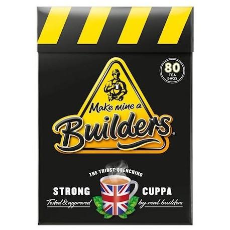 Builders Tea Bags - 80
