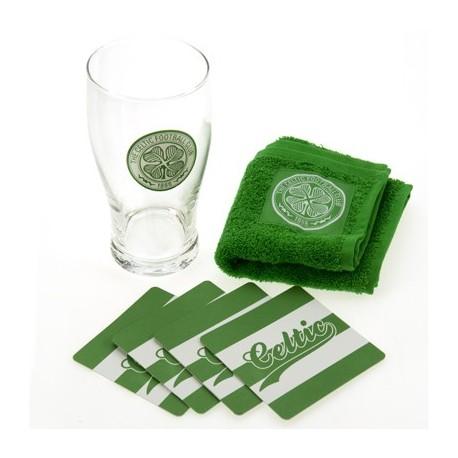 Glasgow Celtic FC Mini Bar Set