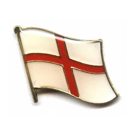 England Flag Pin Badge