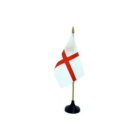 England Flag: 4x6 Table Top
