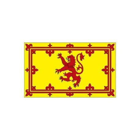 Scotland Lion Rampant Flag: 36x60