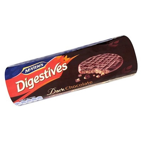 McVities Dark Chocolate Digestives - 266g