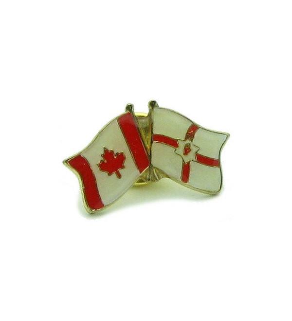 Northern Ireland Canada Friendship Pin