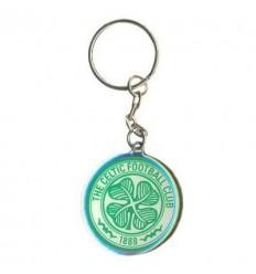 Glasgow Celtic FC Crest Keyring