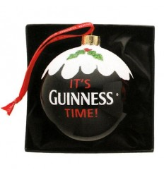 GUINNESS Time Christmas Bauble