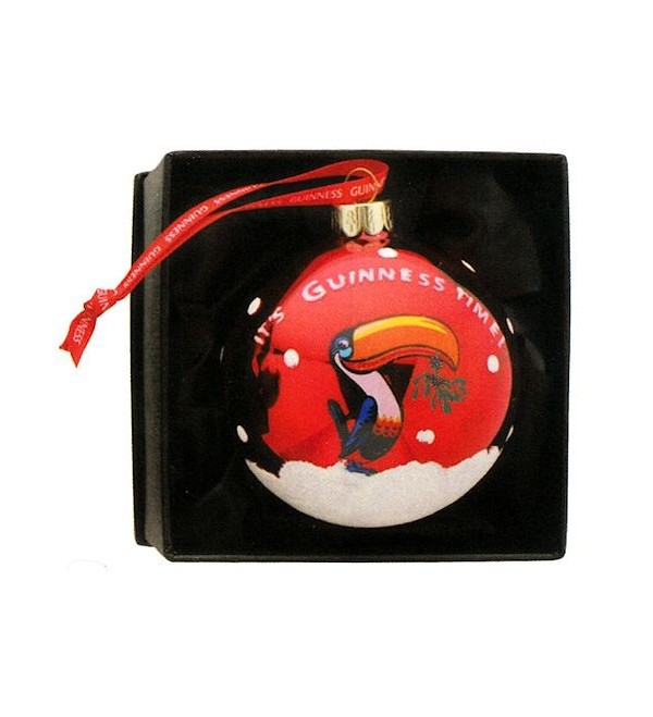 GUINNESS Toucan Christmas Bauble - A Bit of Home (Canada)