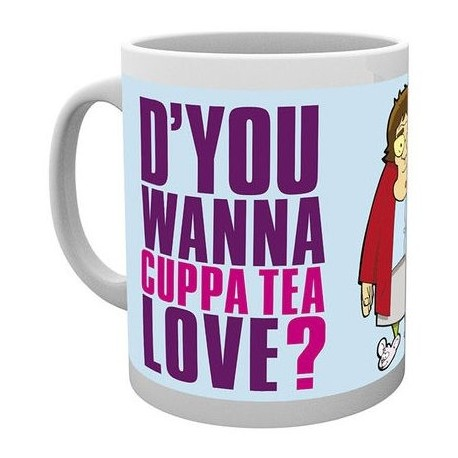 Mrs Brown's Boys Cuppa Tea Mug
