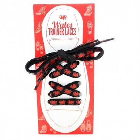 Wales Trainer Laces