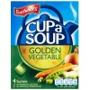 Batchelors Golden Vegetable Cup a Soup - 4 Pack