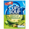 Batchelors Cream of Asparagus Cup a Soup - 4 Pack