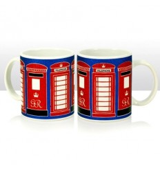 Telephone and Post Box Mug