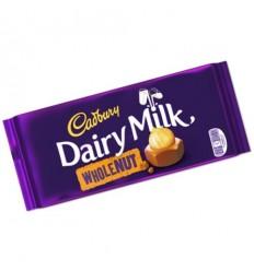 Cadbury Dairy Milk Whole Nut - 200g