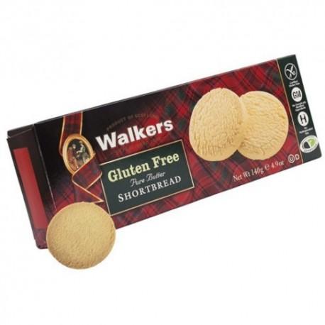 Walkers GF Shortbread - 140g