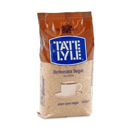 Tate & Lyle Demerara Sugar - 500g