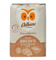 Odlums Irish Brown Bread Mix - 1Kg