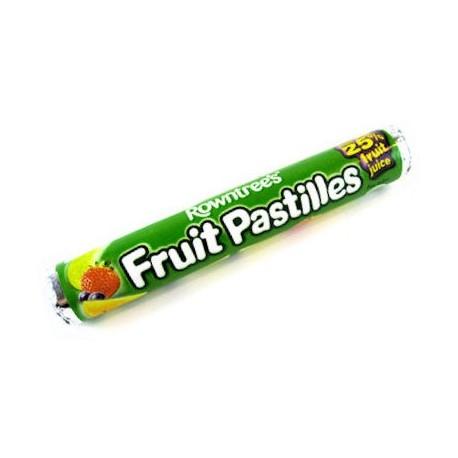 Rowntree's Fruit Pastilles Roll 52g