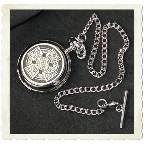 Celtic Cross Pocket Watch