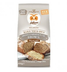 Odlums Irish Farmhouse Brown Bread Mix - 450g