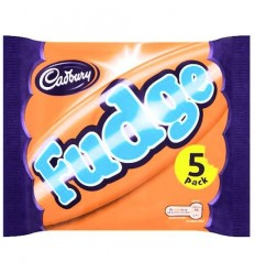 Cadbury Fudge 5 Pack