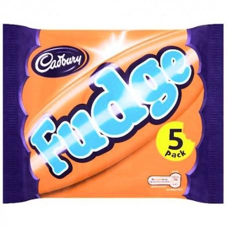 Cadbury Fudge 5 Pack