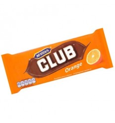 McVitie's Club Orange Biscuits - 8 Pack