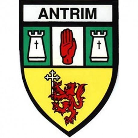 Ireland County Crest Sticker