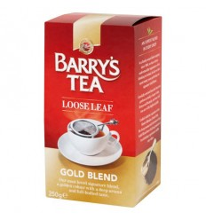 Barry's Gold Blend Loose Tea - 250g