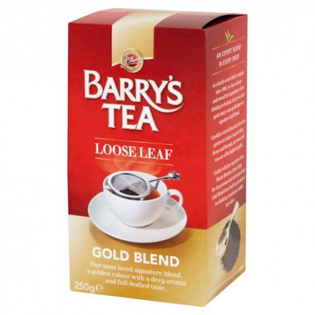 Barry's Gold Blend Loose Tea - 250g