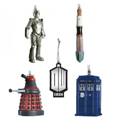 Doctor Who Ornament Gift Set