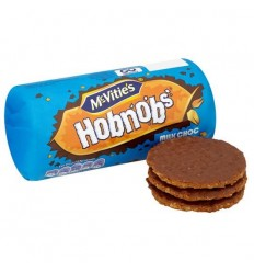 McVitie's Milk Chocolate Hobnobs - 262g